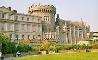 Irish Castle Hotels Near Dublin